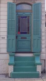 NOLA. I love this door